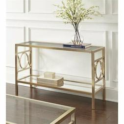 Steve Silver OL100SG  Olympia Sofa Table NEW