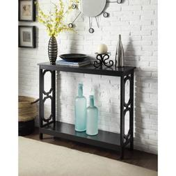 Convenience Concepts Omega Console Table, Glossy Finish