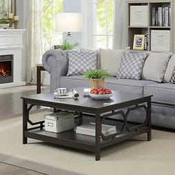 Convenience Concepts Omega Square Coffee Table, 36-Inch, Esp