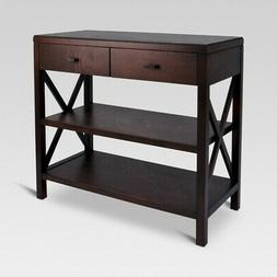 Parsons Coffee Table - Threshold Frame Material Hardwood Ven