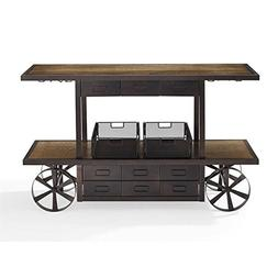 Crosley Furniture Porter Entertainment Console