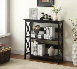 Small Console Table Entryway Sofa Stand Wood Storage Hallway