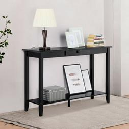 console table wood contemporary living