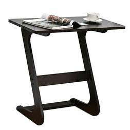 Sofa Table End Side Table Console Snack TV Coffee Tray PC La