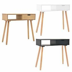 """vidaXL Solid Pinewood Console Table 31.5"""" Telephone Side Sta"""