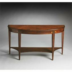 Butler Specialty Demilune Console Table