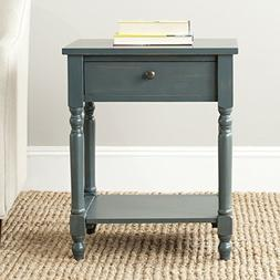 Safavieh American Homes Collection Tami Steel Teal Accent Ta