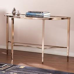 Southern Enterprises Thessaly Console Table
