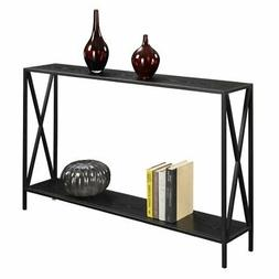 Convenience Concepts Tucson Console Table Black