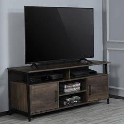 tv stand table media entertainment center console