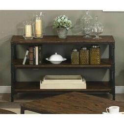 Jofran Urban Nature Wood Console Table in Pine