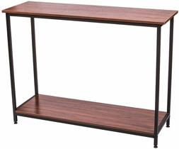 IRONCK Vintage Console Table for Entryway, Entry Table with