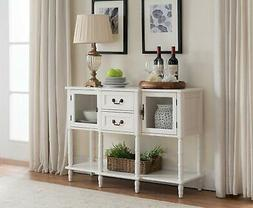Kings Brand Furniture Wood Buffet Sideboard Cabinet Console