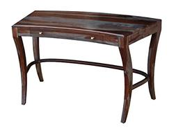 Coast to Coast Wood Console Tables 15213 One Drawer Writing