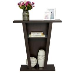 Hallway Table Entry Console Sofa Side End Accent Stand Moder