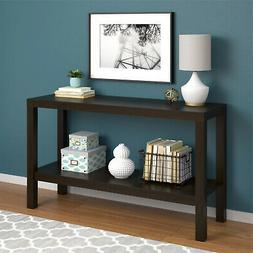 Wooden Console Table Sofa Kitchen Entryway Office Storage Fu